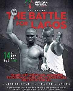 Battle for Lagos