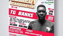 COMEDY HEADQUARTERS WITH TG BANKS