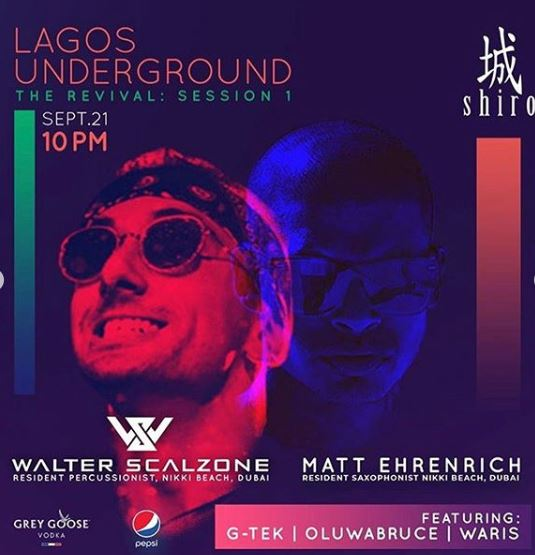 Lagos Underground