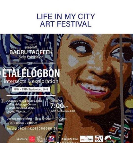 Life In My City Art Festival