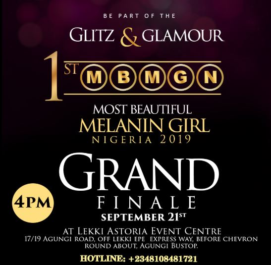 Most Beautiful Melanin Girl in Nigeria 2019