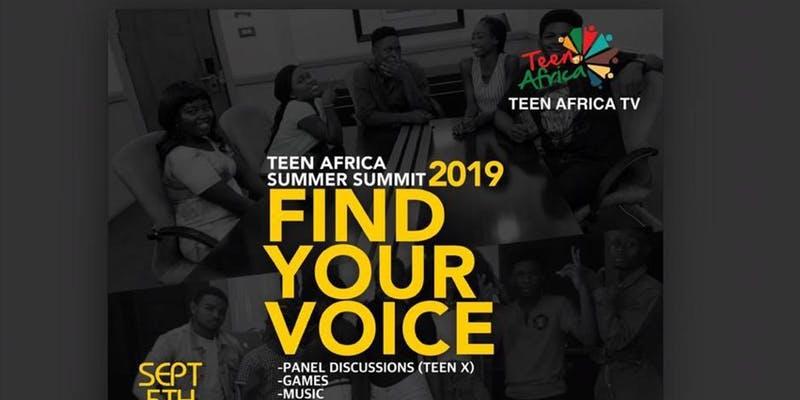 Teen Africa Summit