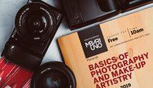 Basics of Photography and Make-up Artistry