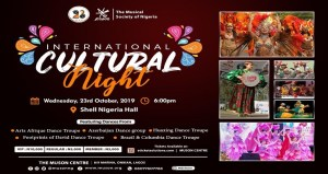 International Cultural Night