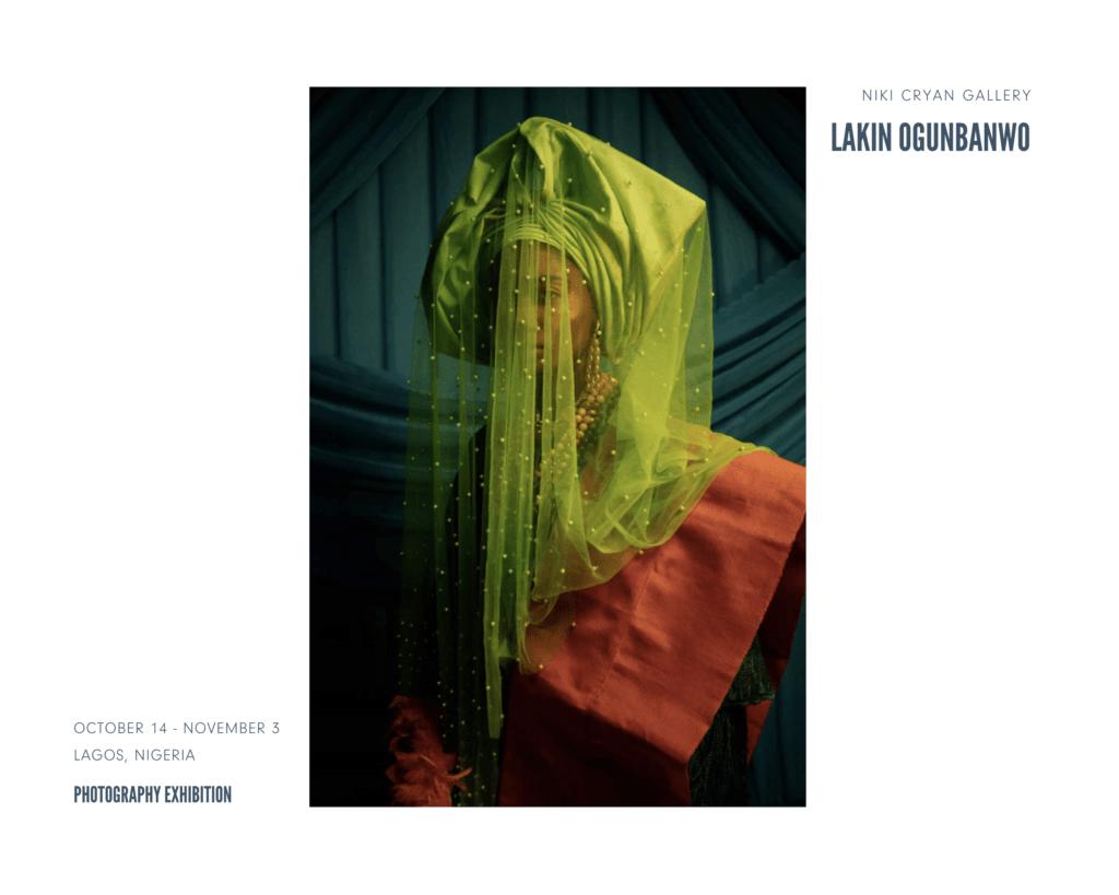 Lakin Ogunbanwo Solo Exhibition