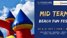 Mid Term Beach Fun Fest