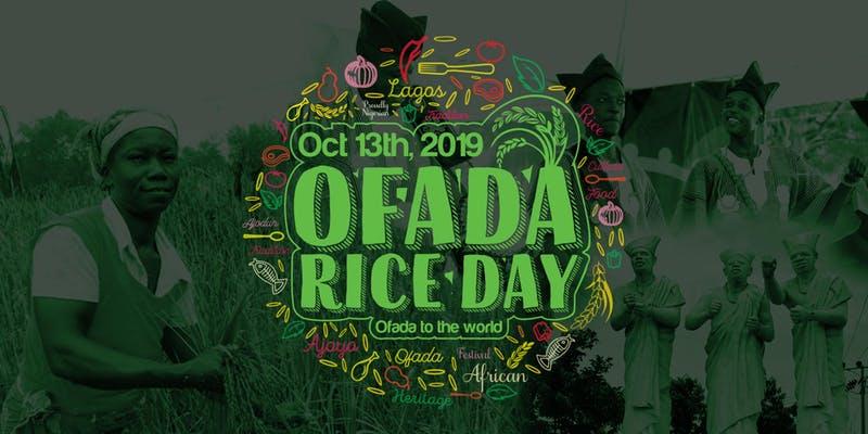 Ofada Rice Day