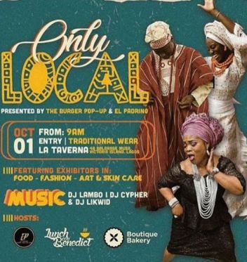 Only Local
