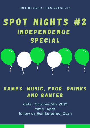 Spot Nights 2 Independence Special