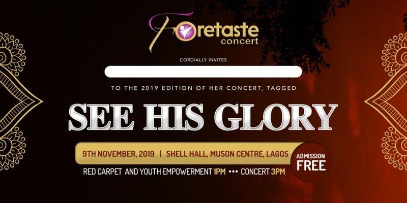 Foretaste Concert 2019