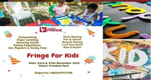 Fringe for kids