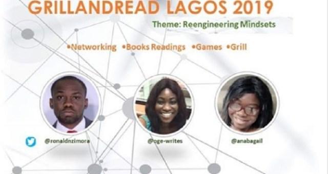 GrillandRead Lagos 2019
