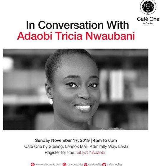 In Conversation With Adaobi Tricia Nwaubani