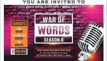 War Of Words Season 8