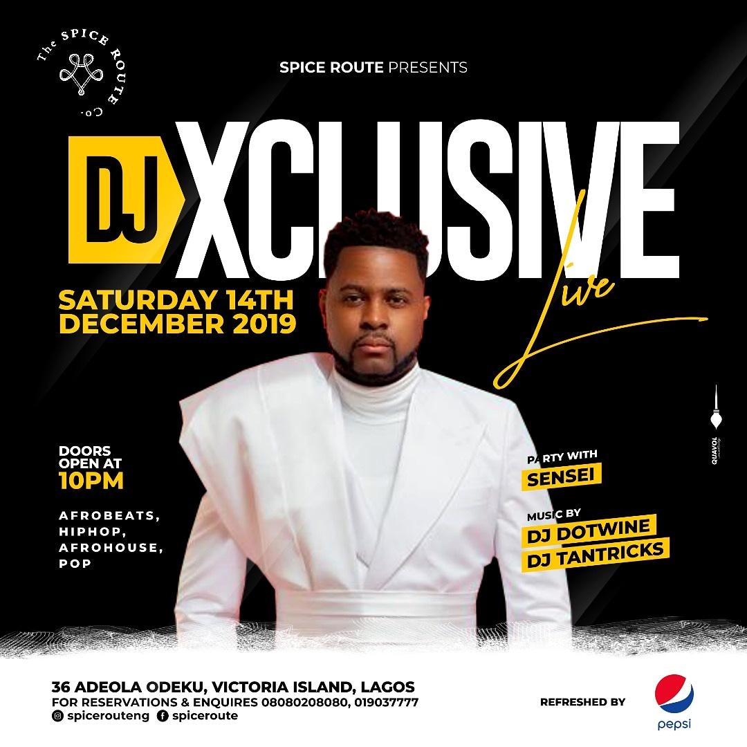 DJ Xclusive Live