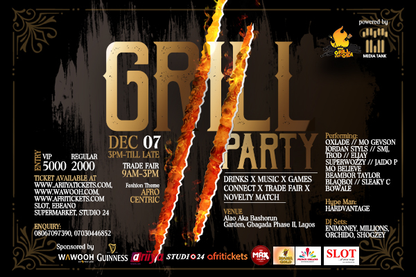 Grill Party II