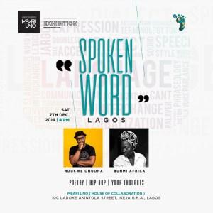 Spoken Word Lagos