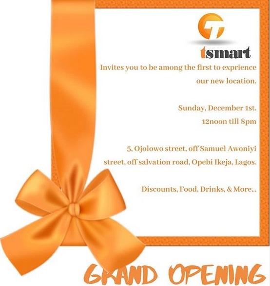 T Smart Fashion Hub Opening