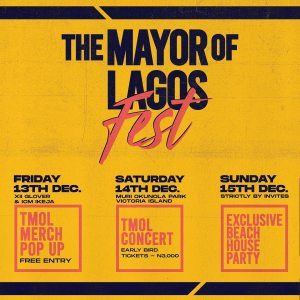 The Mayor of Lagos Fest