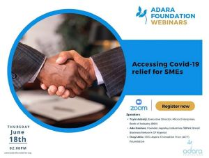 Accessing Covid-19 Reliefs For Smes