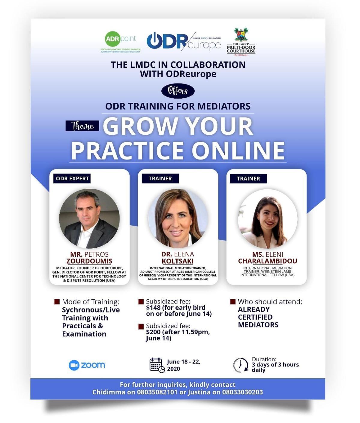 Grow Your Practice Online