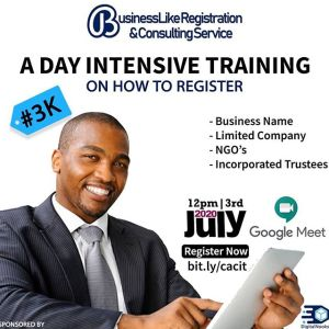 A Day Intensive Training