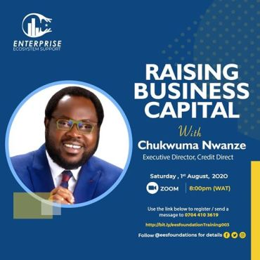 Raising Business Capital