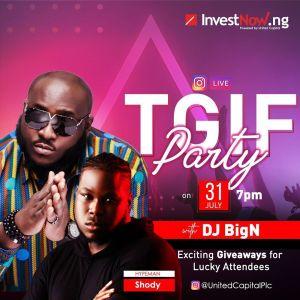 TGIF Party