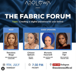 The fabric forum
