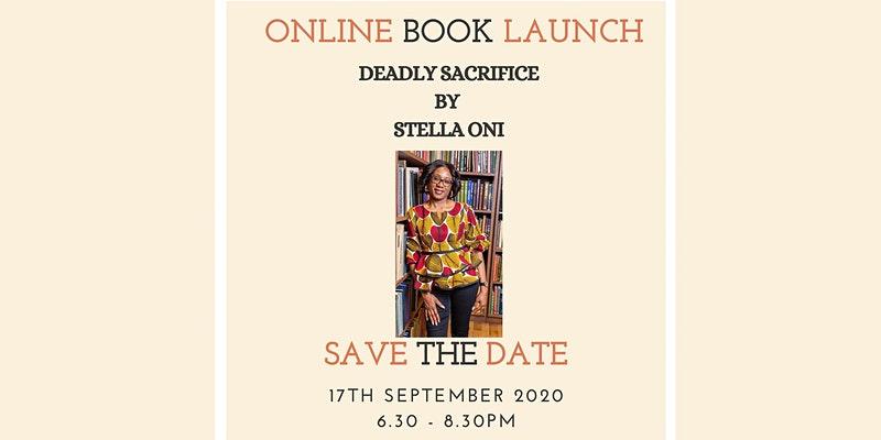 Deadly Sacrifice Online Book Launch