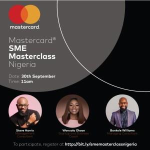 Mastercard SME Masterclass