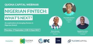 Nigerian Fintech: What's Next?