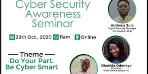 Free Cyber Security Awareness Seminar