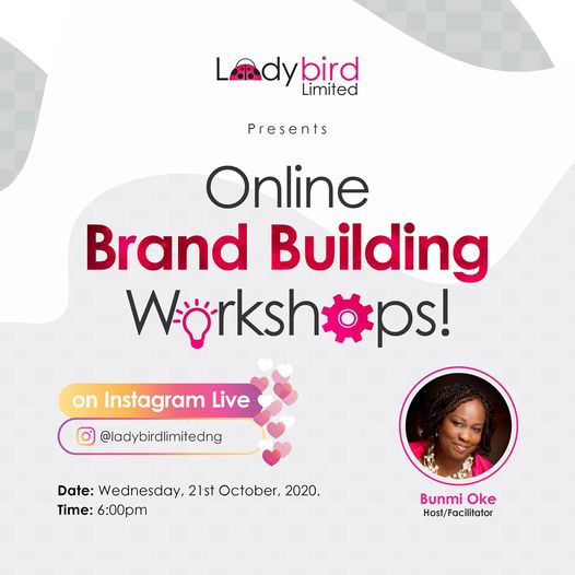 Online Brand Building Workshops