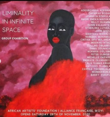 Liminality In Infinite Space