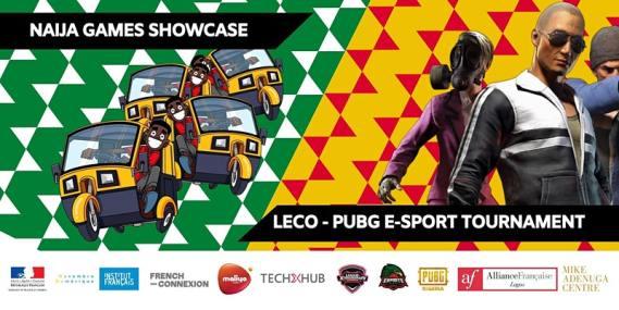 Naija Games Showcase + E-Sport Competition