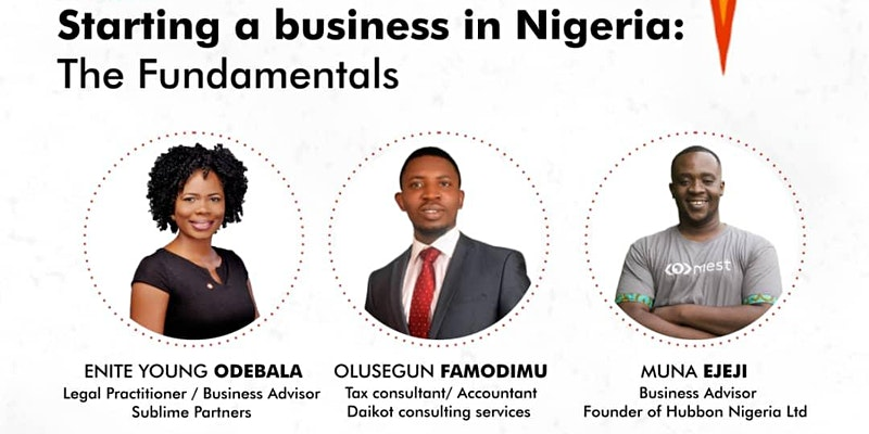 Starting a Business In Nigeria: The fundamantals