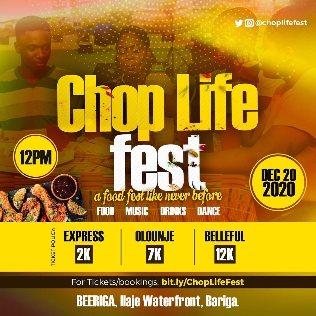 Chop Life Fest