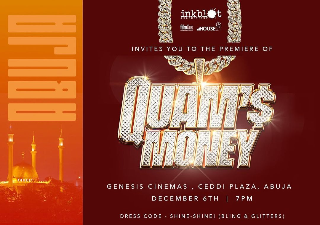 Quam's Money Premiere