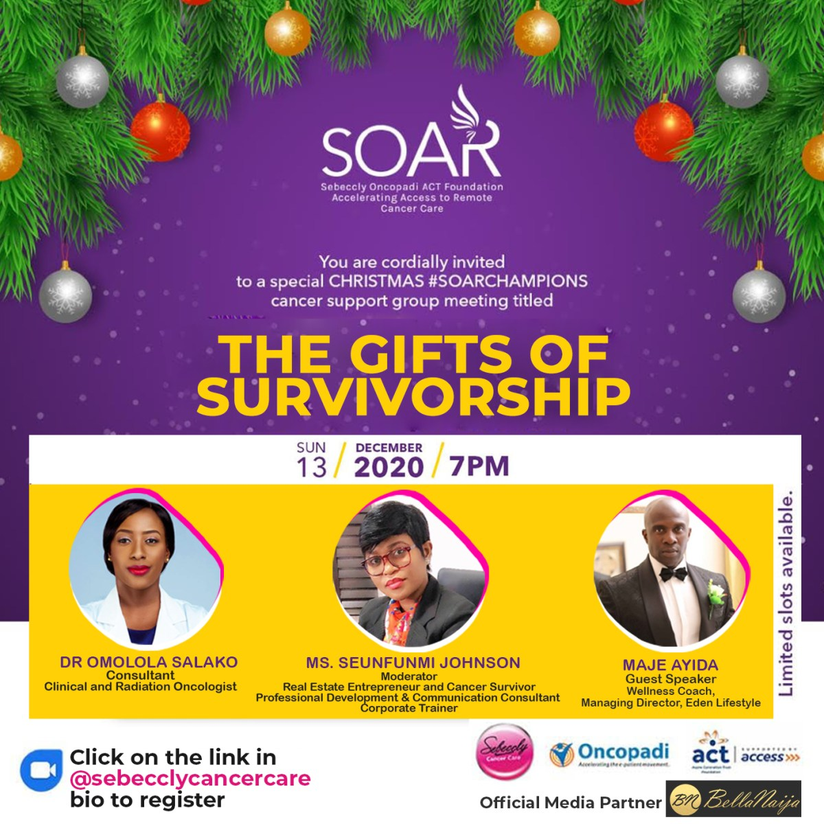 The Gifts of Survivorship