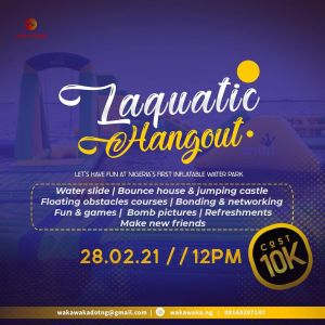 Laquatic Waterpark Hangout