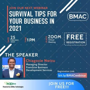 Survival Tips For Your Business In 2021
