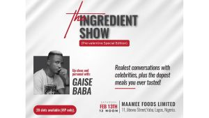 The Ingredient Show