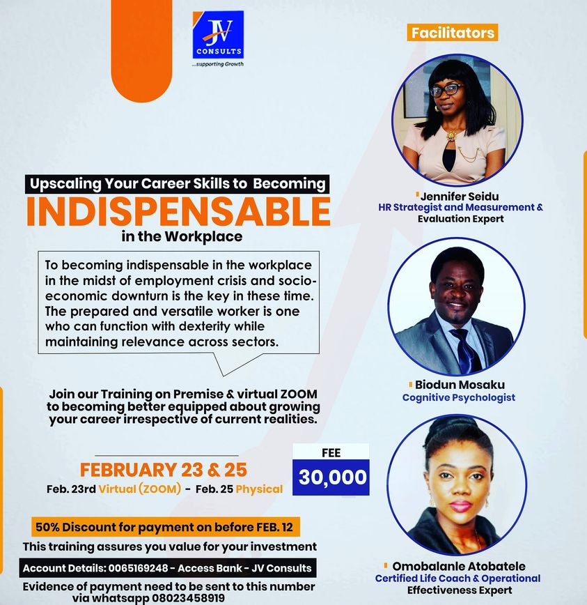 Upscaling Your Career To Becoming Indispensable In The Workplace