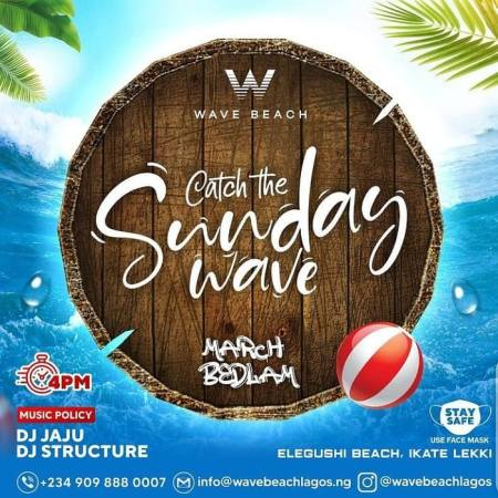 Catch The Sunday Wave