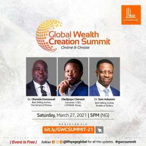 Global Wealth Creation Summit