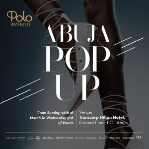Polo Avenue Pop Up