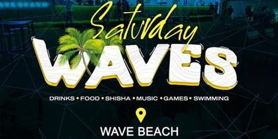 Saturday Waves