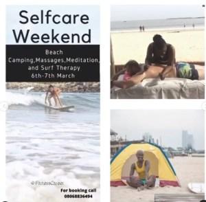Self Care Weekend