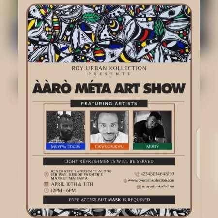 ÀÀRÒ MÉTA Art Show